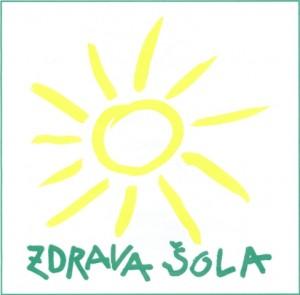 logo zdrava šola